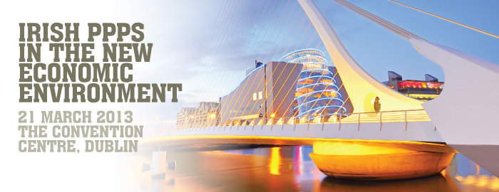 Irish PPPs in the New Economic Environment: Procurement, Delivery and Finance