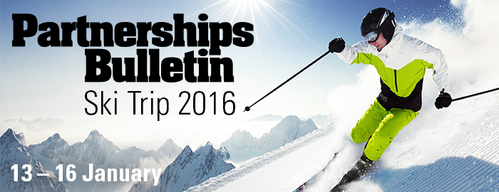 Partnerships Bulletin Ski Trip 2016